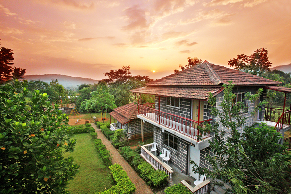 Mamacha Gaon Resort At Boisar Resort Near Mumbai Rural Tourism