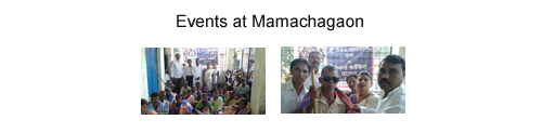 Events at Mamachagaon
